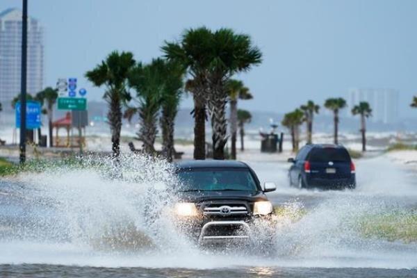 طوفان سهمگین «ایدا» ایالت لوئیزیانای آمریکا را درنوردید
