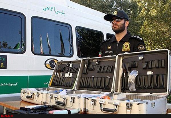 نیروی انتظامی مجهز به محصولات فناورانه ایرانی می شود