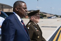 Ex-military officers ask Austin, Milley to resign