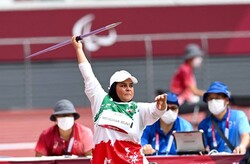 Women para-athletes add two gold medals to Iran's tally