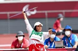 تجلیل از هاشمیه متقیان برای عشق به ایران، پرچم و سرود ملی