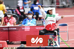 VIDEO: Motaghian wins gold medal at 2020 Paralympic Games