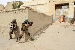 Eleven ISIL terrorists were killed in NW Balochistan