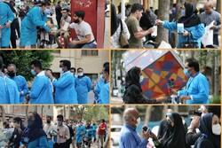 اعلام حمایت خبرنگاران لرستانی از کادر درمان در قالب پویش «شهید سلیمانی»