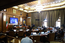 Islamic City Council of Tehran holds meeting