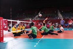 Iran sitting volleyball finds way to Paralympics semis