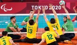 منتخب ايران الى النصف النهائي لدورة الالعاب البارالمبية