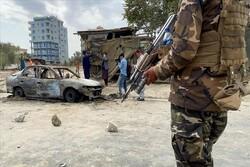 شلیک ۵ راکت به حومه فرودگاه کابل