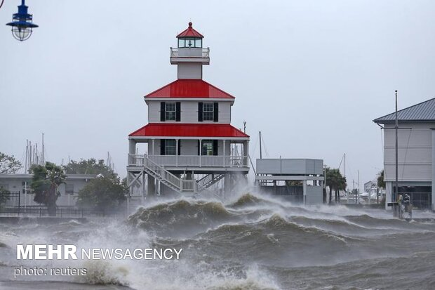 امریکہ میں آئیڈا طوفان کے باعث 48 افراد ہلاک