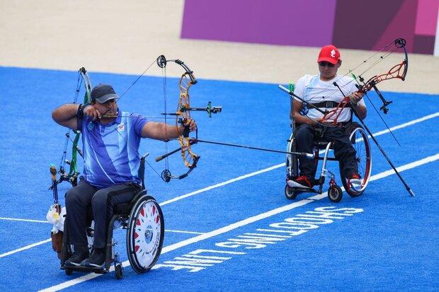 Iranian archer Biabani snatches silver at Tokyo Paralympics