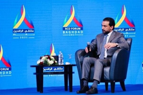 الحلبوسي يؤكد رفض العراق التطبيع مع الاحتلال