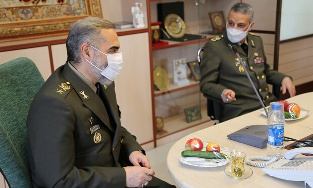 MOD playing notable role in enhancing Iran's defense capacity