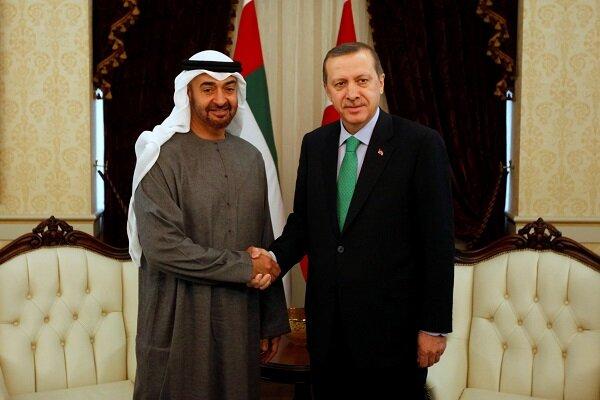 Erdoğan ile BAE Veliaht Prensi Nahyan arasında kritik görüşme