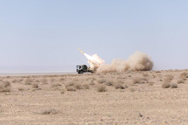 İran yerli üretim Mersad-16 hava savunma sistemini başarı ile test etti