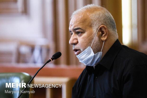 «حبیب کاشانی» خزانه دار شورای شهر ششم تهران شد