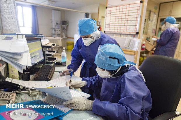 تسجيل 599 حالة وفاة جديدة بفيروس كورونا
