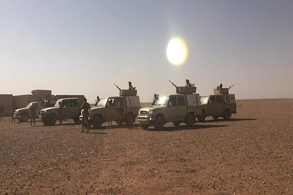 Iraq launches military operation to secure borders with Syria
