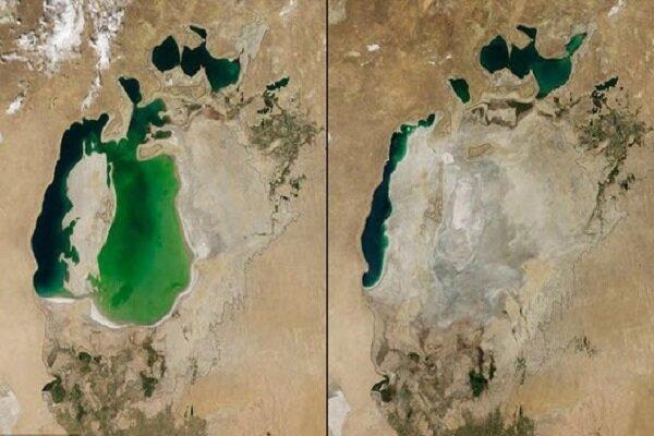 پایش خشکسالی با ماهوارههای مشاهدهگر زمین