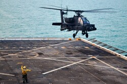 US navy helicopter crashes off San Diego Coast