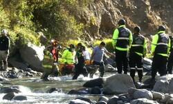 29 die in bus crash in Peru
