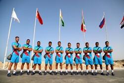 ایران و روسیه به طور مشترک قهرمان مسابقات غواصی ارتشهای جهان شدند
