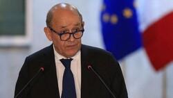French FM holds phone talk with Amir-Abdollahian over JCPOA