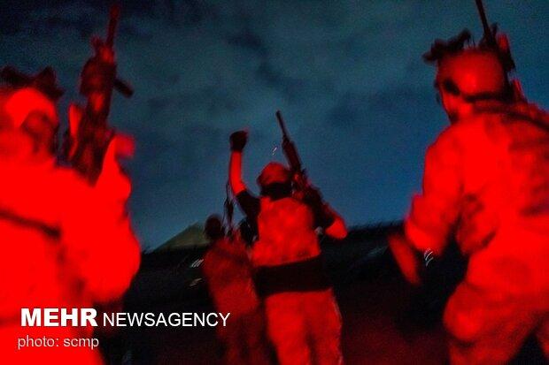 خروج آخرین نیروهای آمریکایی از افغانستان