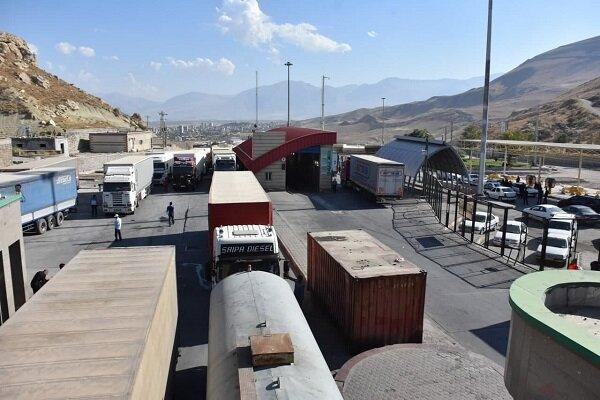 Export from Bazargan Customs up 73% in five months