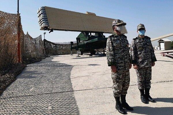 İran Ordusu'nun yerli yapım savunma ürünleri tanıtıldı