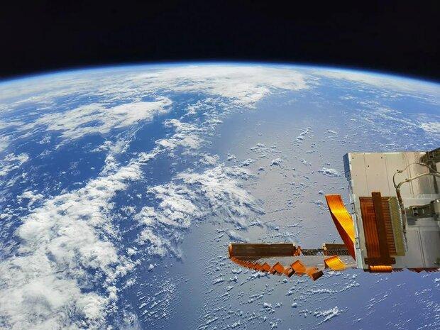 زمین از دریچه دوربین ایستگاه فضایی چین