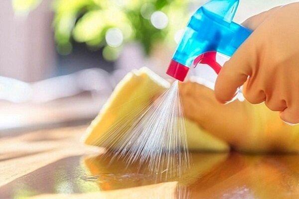 اشیا و مکانهای پر از باکتری را به طور منظم ضدعفونی میکنید؟