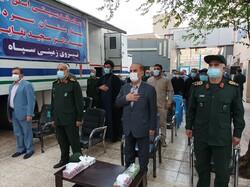 بیمارستان ۱۰۰ تخت خوابی طالقانی اهواز به بهره برداری رسید
