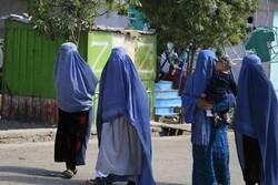 زنان هرات دست به تظاهرات زدند