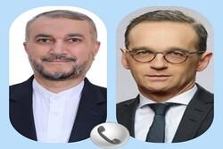 أمير عبداللهيان ينصح الترويكا الأوروبية لوضع حد للتقاعس في الوفاء بالتزاماتها