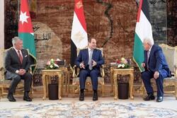 تفاصيل ما ستتناوله القمة الثلاثية بين السيسي وعباس والملك الأردني