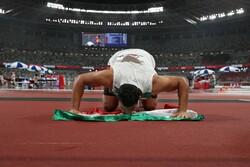 علی پیروج پرتاب نیزه پارالمپیک 2020 توکیو