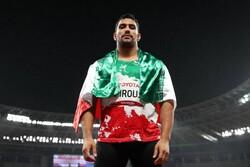 پرتاب «پیروج» به مدال نقره نشست/ هجدهمین مدال کاروان ایران