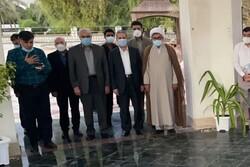 وزیر نفت به عسلویه سفر کرد/ بازدید از تاسیسات پارس جنوبی