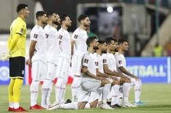 المنتخب الوطني الايراني لكرة القدم يغادر طهران متوجها الى الدوحة