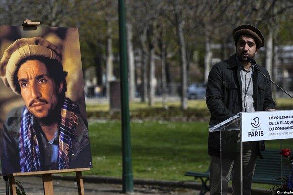 Massoud announces conditions for ending anti-Taliban resist.