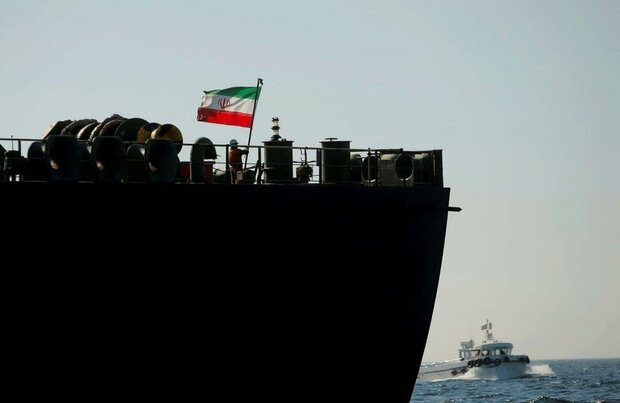 Iranian oil tanker for Lebanon enters Syria's Baniyas