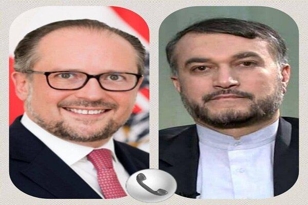 وزير الخارجية الايراني: التفاوض من اجل التفاوض ليس مقبولا