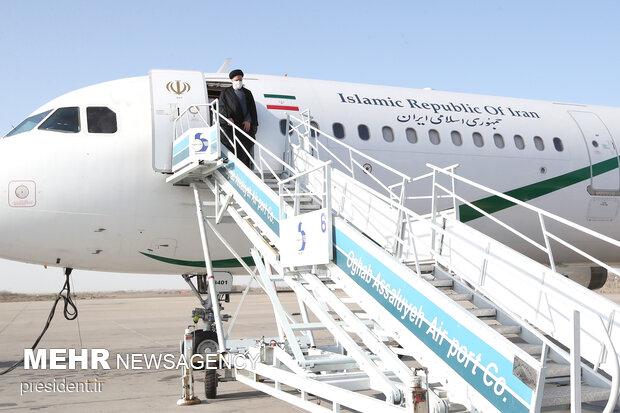 Cumhurbaşkanı Reisi'nin Sistan ve Belucistan ziyareti sürüyor