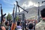 'Taliban Pençşir Valisi'nin ofisini ele geçirdi' iddiası