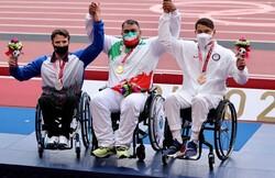 Amiri wins Iran's 10th gold at Paralympics 2020