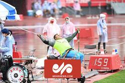 VIDEO: Iran's Javelin thrower grabs gold medal