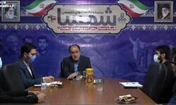 نشست بررسی نظام مسائل استان با حضور نماینده مردم همدان-۱