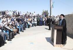 تواجد أبناء محافظة سيستان وبلوشستان في المناطق الحدودية يضمن الامن والاستقرار فيها
