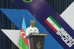 هدف مسابقات «جام دریا» ارتقای دیپلماسی سیاسی و نظامی است