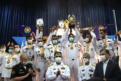 İran Uluslararası Deniz Kupası Yarışmaları'nın Şampiyonu oldu